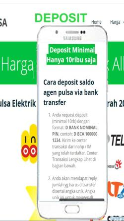 Download Bisnis Pulsa 2 APK for Android - Latest Version